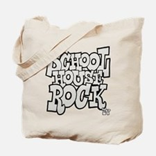 Schoolhouse Rock TV Tote Bag