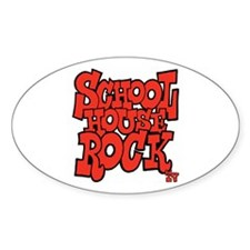 Schoolhouse Rock TV Decal