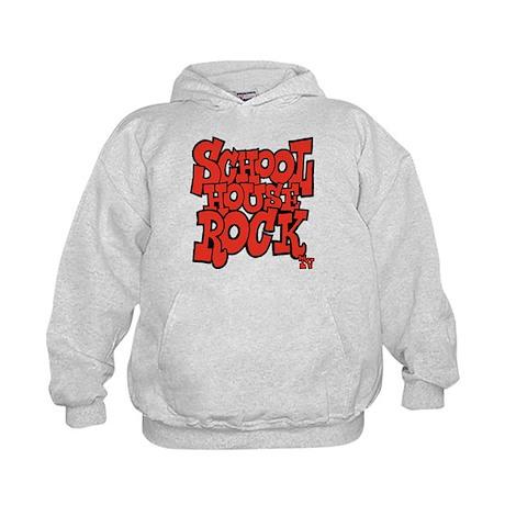 Schoolhouse Rock TV Kids Hoodie