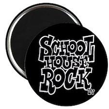 Schoolhouse Rock TV Magnet
