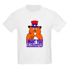 I Want You! - Kids T-Shirt