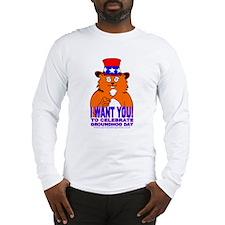 I Want You! - Long Sleeve T-Shirt