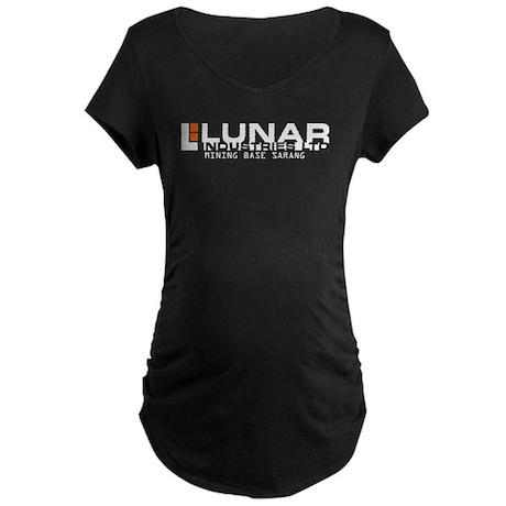 Mining Base Sarang Maternity Dark T-Shirt