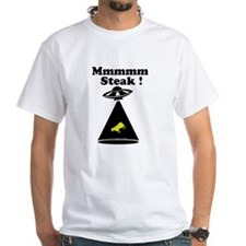 Abducted cow - Mmmm steak Shirt