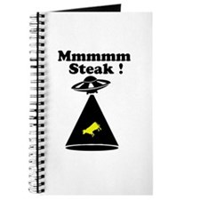 Abducted cow - Mmmm steak Journal