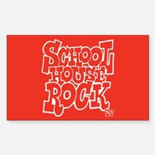 Schoolhouse Rock TV Decal