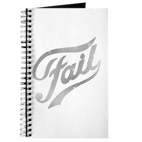 Fame - Fail silver Journal