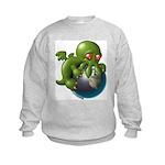 Anime style Mediaminer.org Kids Sweatshirt
