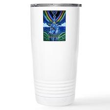 Rainbow Ganesh Travel Mug