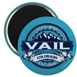 Colorado snowboard Magnets