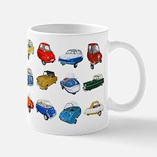 2-microcars Mugs