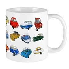 2-microcars Mugs