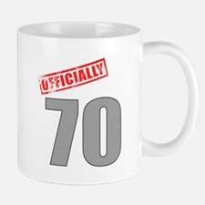 Officially 70 Mug