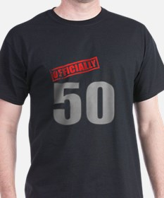 Officially 50 T-Shirt