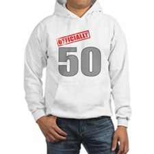 Officially 50 Hoodie