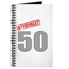 Officially 50 Journal