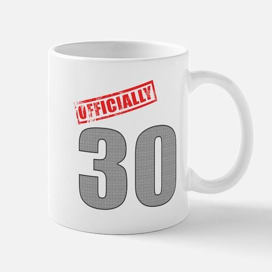 Officially 30 Mug