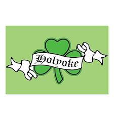 Holyoke Shamrock Postcards (Package of 8)