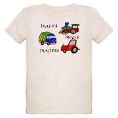 Trains, Trucks and Tractors T-Shirt