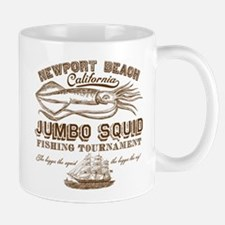 Jumbo Squid Mug
