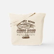 Jumbo Squid Tote Bag