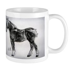 Cute Suffolk punch Mug