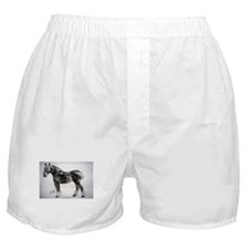 Funny Suffolk punch Boxer Shorts