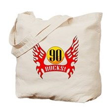 90 Rocks Tote Bag