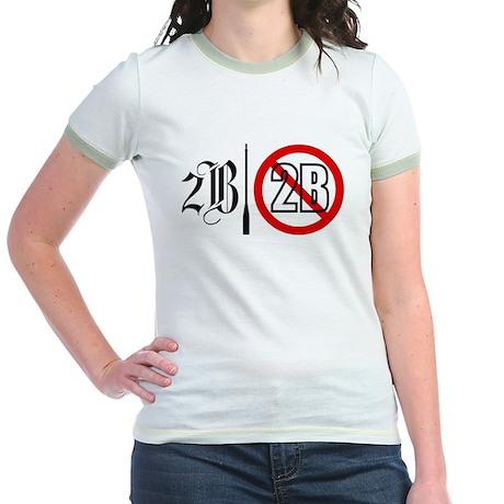 Shakespeare Hamlet Jr. Ringer T-Shirt
