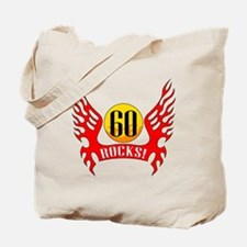 60 Rocks Tote Bag
