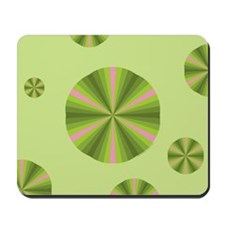 Spring Illusion Mousepad