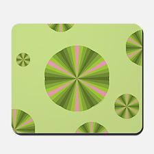 Spring Illusion Mousepad