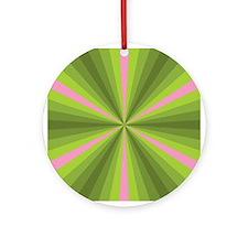 Spring Illusion Ornament (Round)