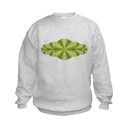 Spring Illusion Kids Sweatshirt