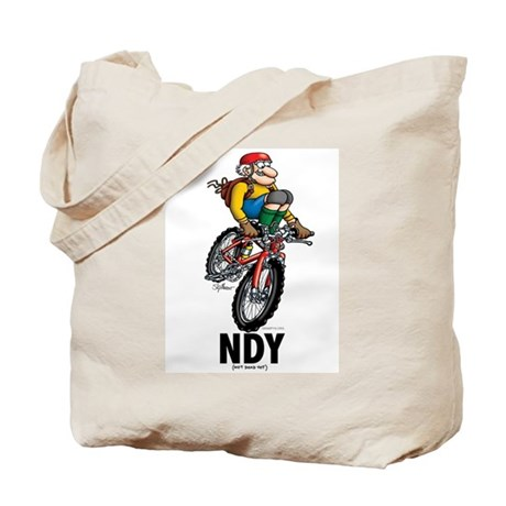 Not Dead Yet Tote Bag