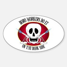 Boro Workers Do It...... Decal