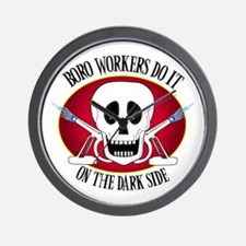 Boro Workers Do It...... Wall Clock