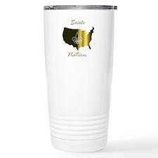 Saints Nation Travel Mug
