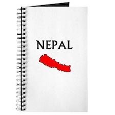 Unique Map Journal