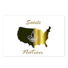 Saints Nation Postcards (Package of 8)