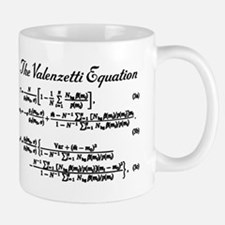 Valenzetti Equation Mug
