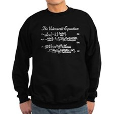 Valenzetti Equation Sweatshirt