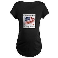 Glenn Beck is my Hero T-Shirt