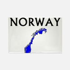 norwaymap Magnets