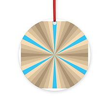 Summer Illusion Ornament (Round)