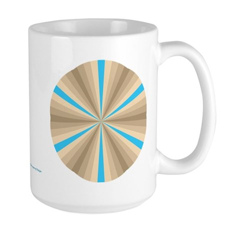 Summer Illusion Large Mug