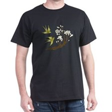 Cute Magnolia flowers T-Shirt
