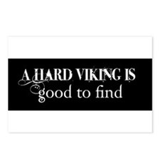 A Hard Viking Postcards (Package of 8)