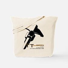 TT Von Bern Motorcycle Tote Bag