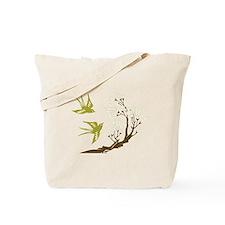 Cute Magnolia Tote Bag